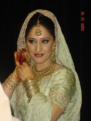Tehmina and Jafar`s wedding photoes 043